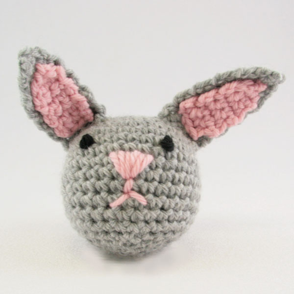 Crochet Patterns Rabbit : crochet rabbit