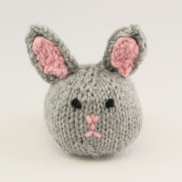 Webs Yarn Store Blog Free Pattern Thursday Knit And Crocheted Rabbit