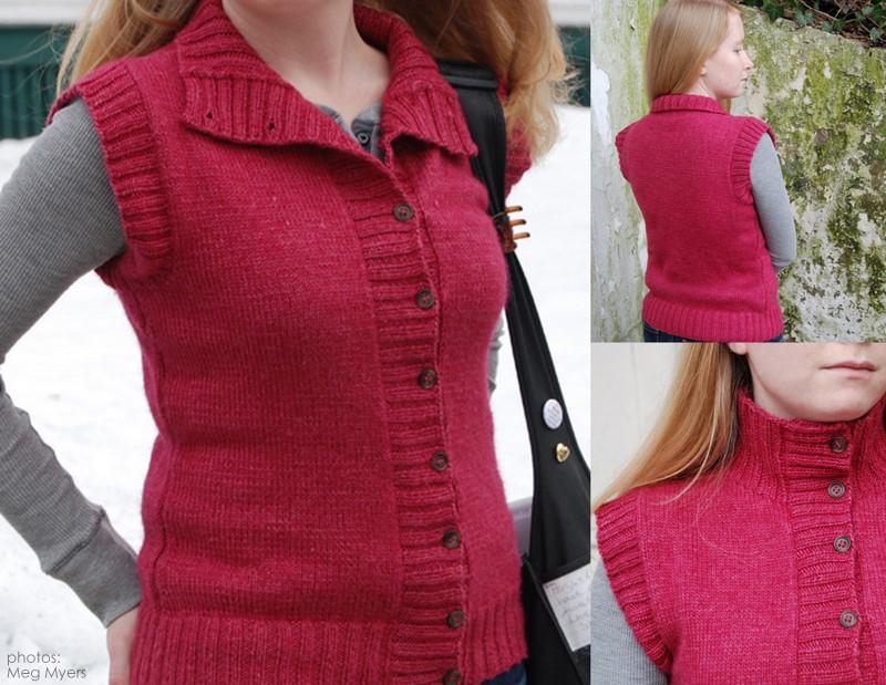 Webs Yarn Store Blog Free Pattern Thursday Magnolia Vest