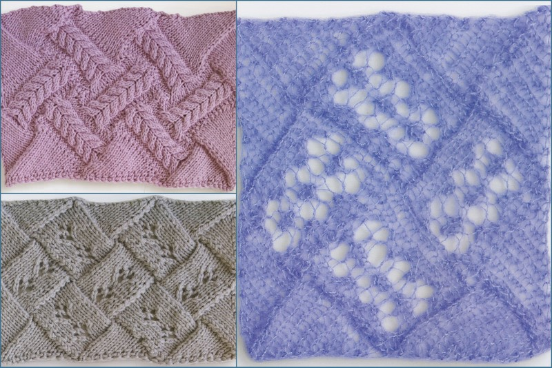 Entrelac Knitting Pattern Books : WEBS Yarn Store Blog   knitting books