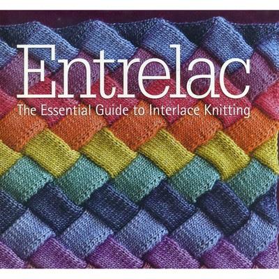 Entrelac Baby Blanket | AllFreeKnitting.com