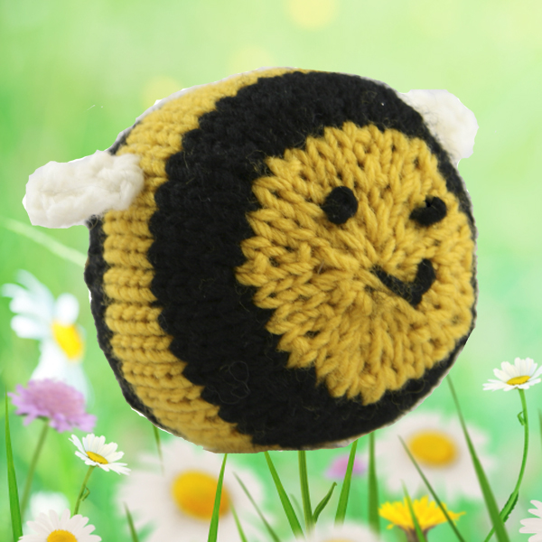 Webs Yarn Store Blog Free Pattern Thursday Knit And Crochet Bumblebee