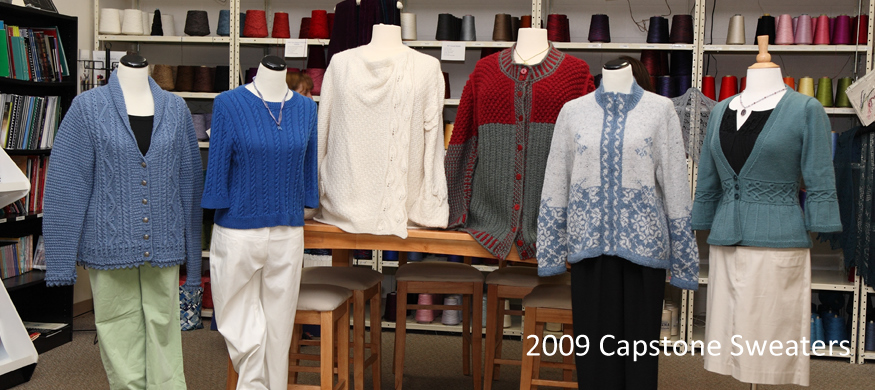2009 Capstone Sweaters