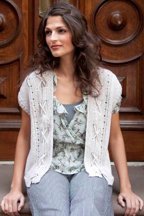 Webs Yarn Store Blog Free Pattern Thursday Promenade Cardigan