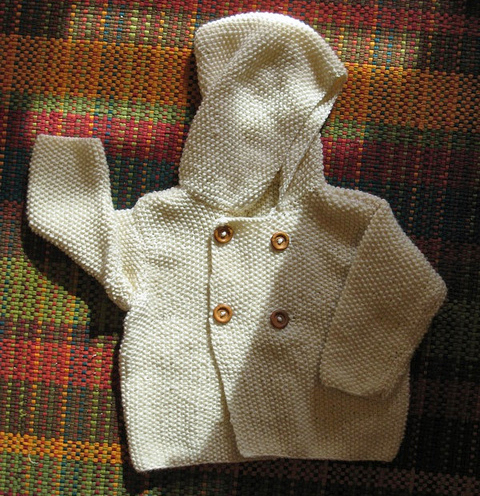 Knitting Pattern Baby Jacket : WEBS Yarn Store Blog   free patterns