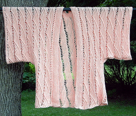 Knitting Pattern Kimono : WEBS Yarn Store Blog   Valley Yarns on Ravelry #19   Goshen