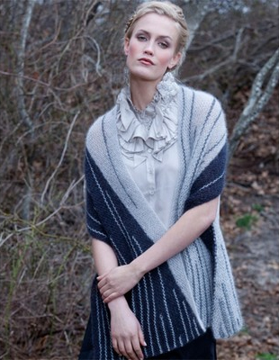 Webs Yarn Store Blog Free Pattern Thursday Bessie Stole In S