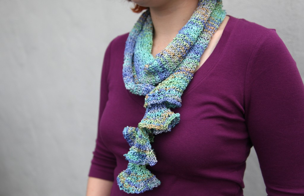 WEBS Yarn Store Blog   Fiesta Free Scarf Pattern and Yarn Giveaway