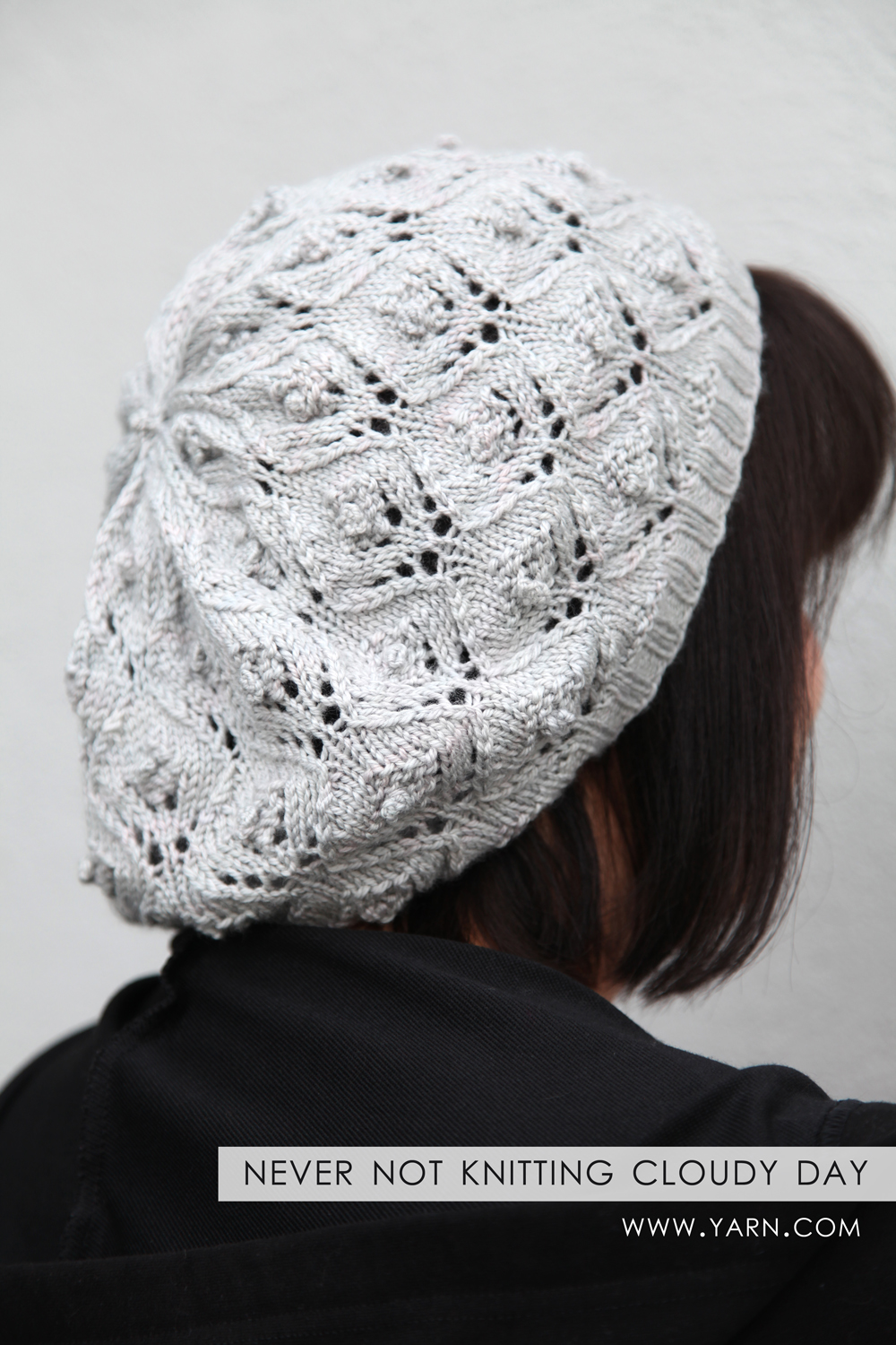 Free Knitting Pattern Mohair Beret : WEBS Yarn Store Blog   The Buzz at WEBS   September 14, 2012