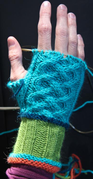 Knitting Increases For Thumb Gusset : Webs yarn store sebastian gloves knitalong week
