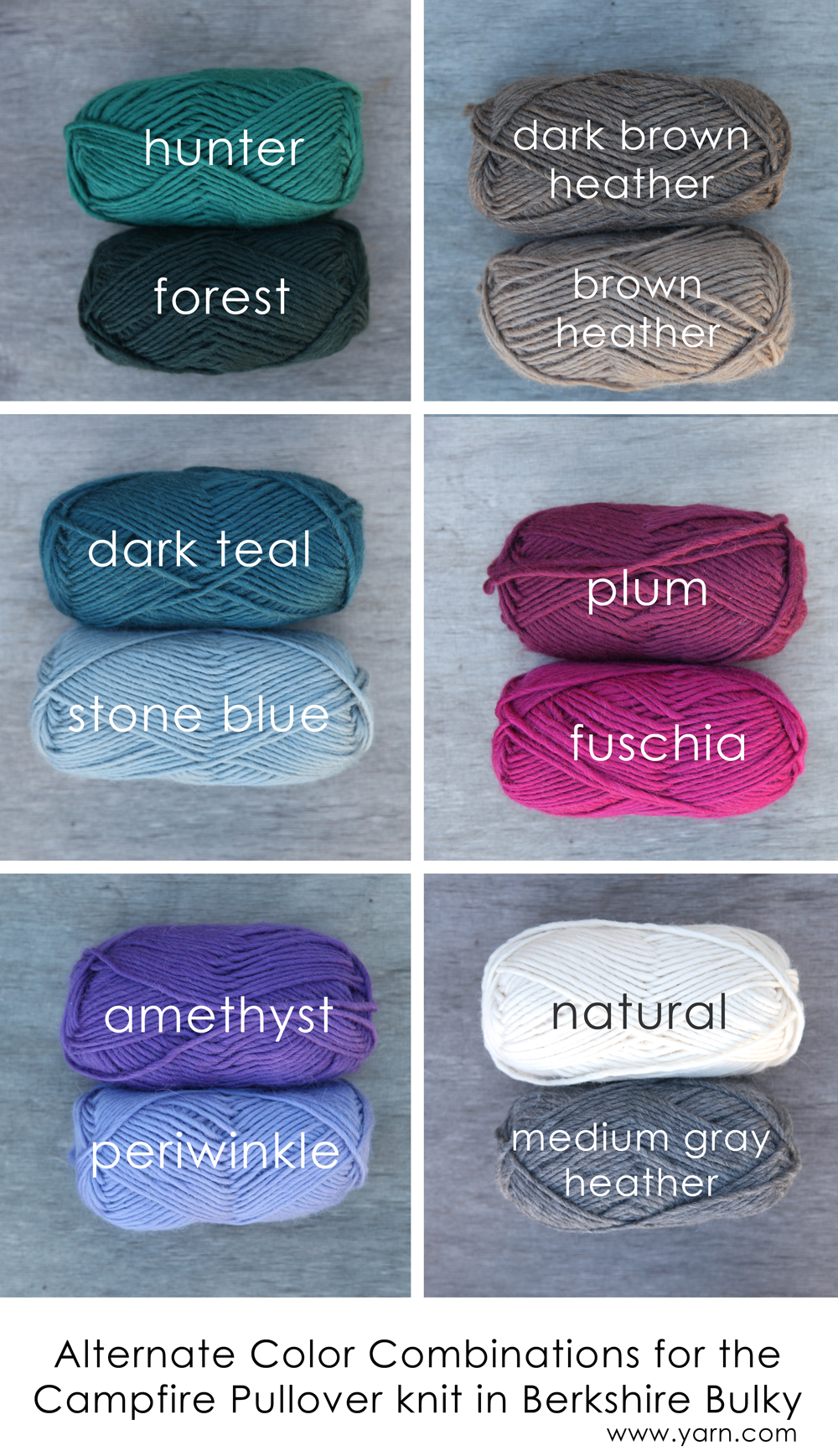 Perfect Color Combinations webs yarn store blog » tuesday's tip – selecting the perfect color