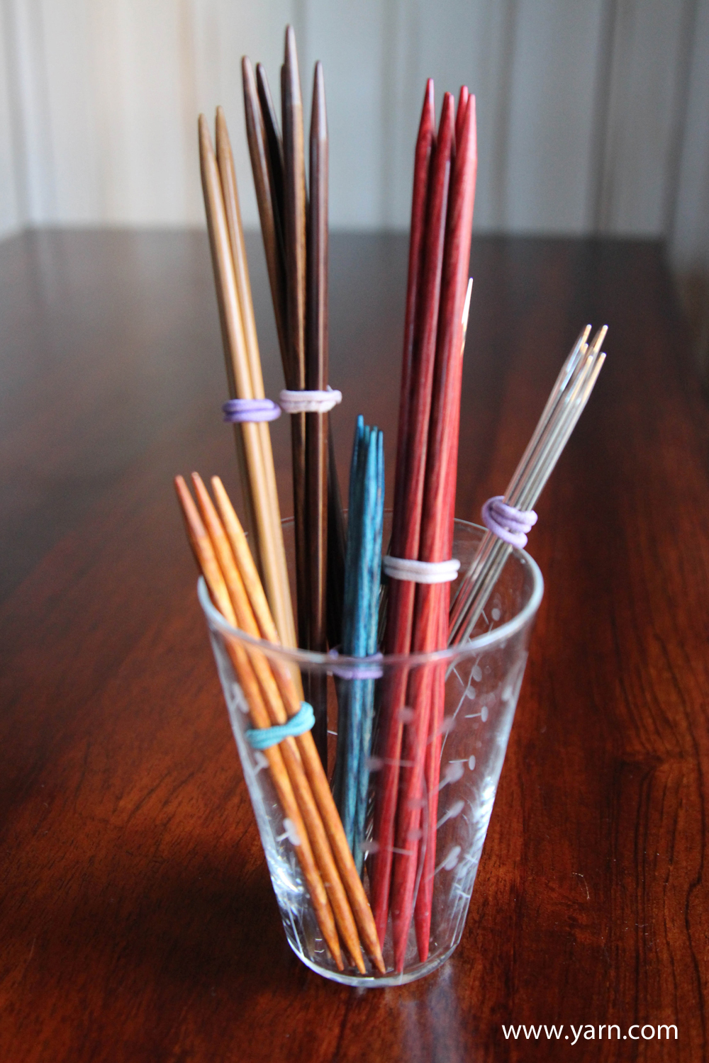 How To Store Knitting Needles : Webs yarn store days to get organized how
