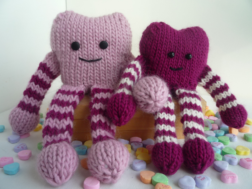 ... Day knit; while Lise and Mary have been busy knitting for babies