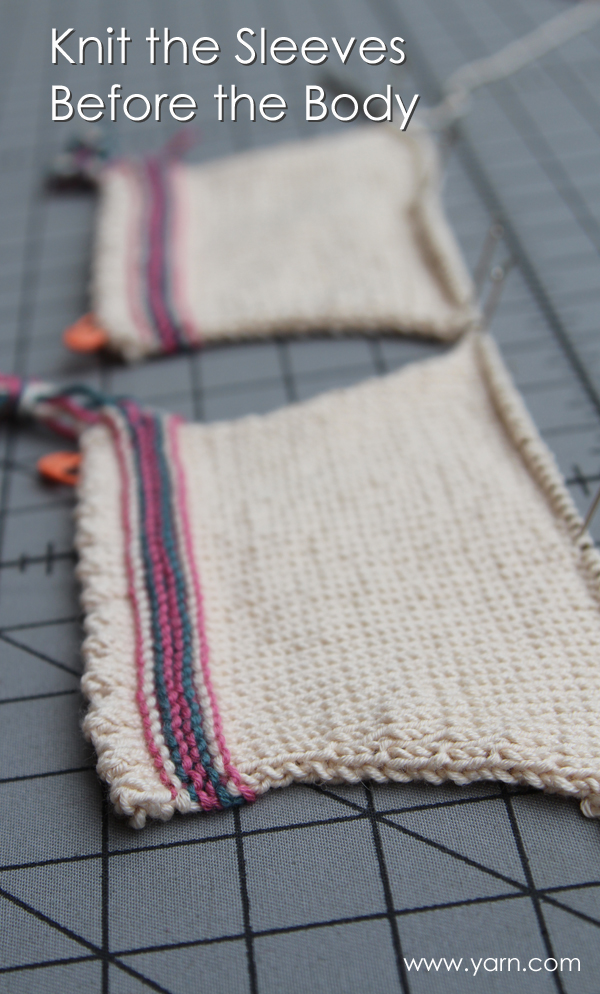 Webs Yarn Store Blog How To Read A Knitting Pattern