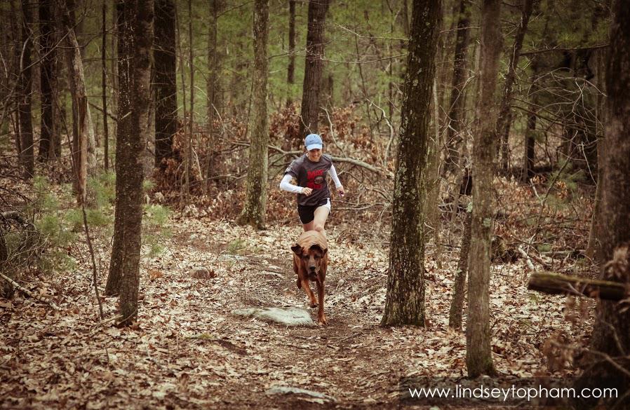 Lindsey Ginger Running