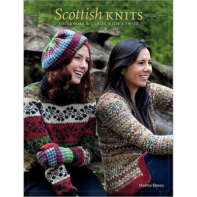 Scottish Knits by Martin Storey