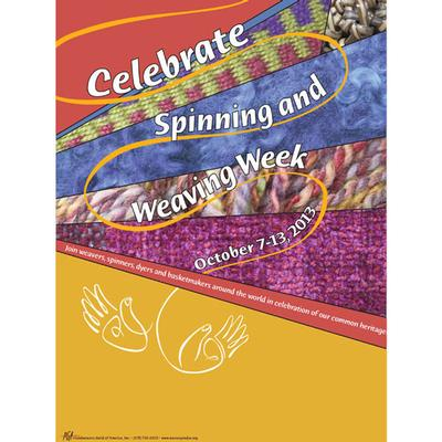 National Spinning and Weaving Week