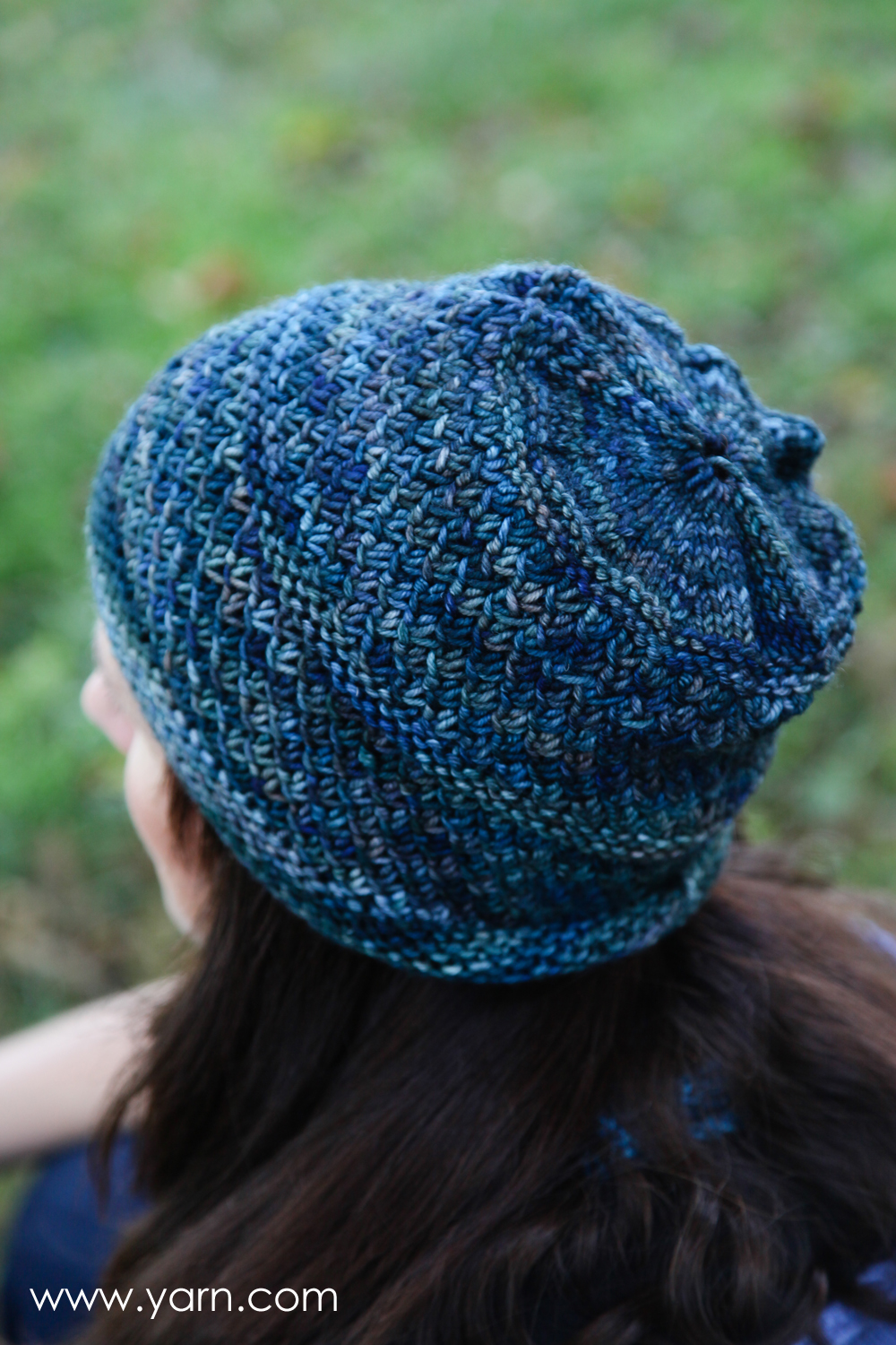 The Amanda Hat by Gina House in Classy with Cashmere
