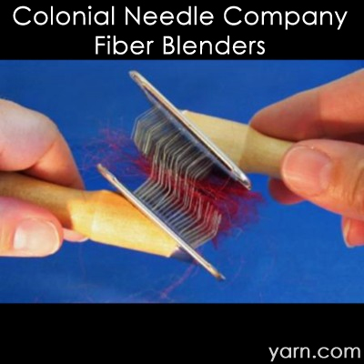 Colonial Needle Co. Fiber Blenders