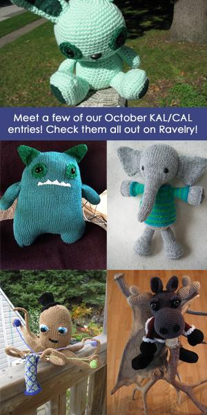 WEBS October Ravelry KAL/CAL