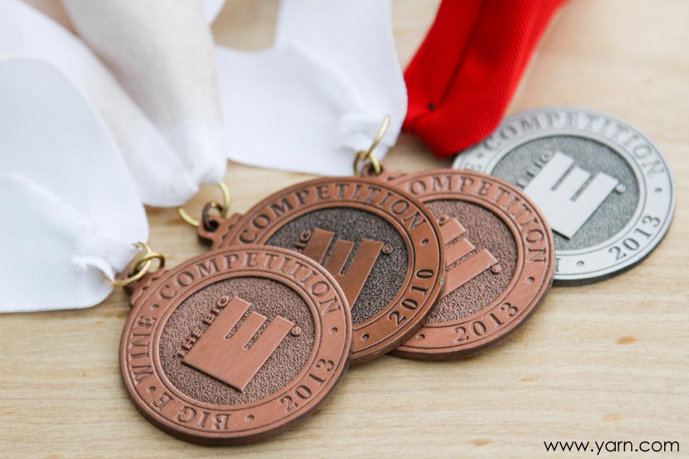 Big E's Medals