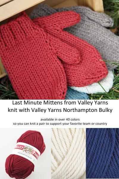 Bulky Yarn Knitting Patterns : WEBS Yarn Store Blog   Free Patterns