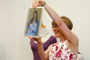 Sarah Johnston's personal Capstone: Baby Nina Belle!