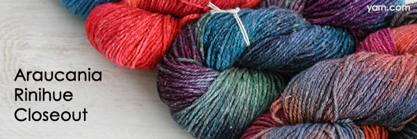 Araucania Rinihue Closeout at yarn.com