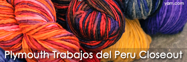 Plymouth Trabajos del Peru at yarn.com