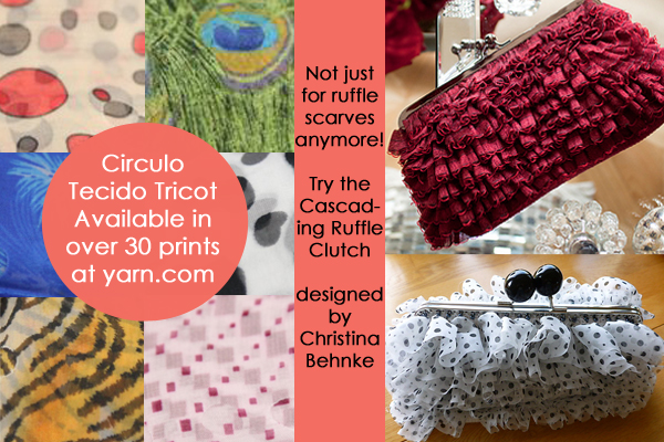 Circulo Tecido Tricot available at yarn.com