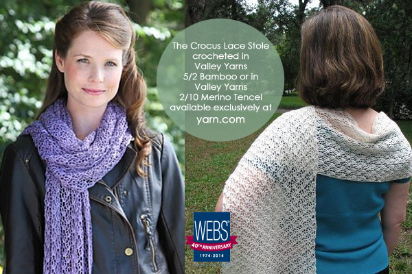 Crocus lace promo
