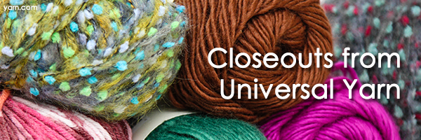 Universal Yarn Closeouts at yarn.com