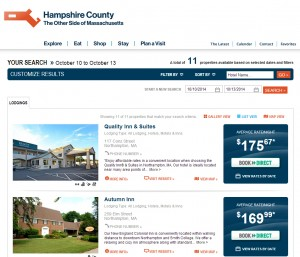 Visithampshirecounty.com Hotel Search