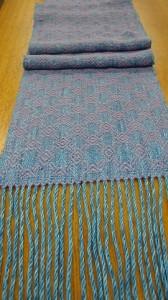 Prism Delicato Layers woven scarf