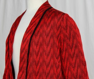 beautiful woven jacket