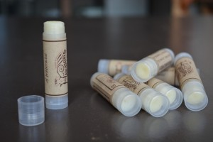Your customized lip balm