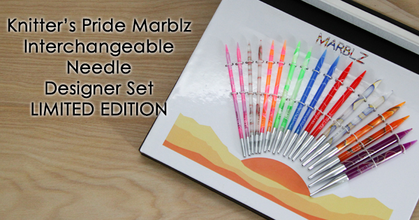 Knitter's Pride Marblz Interchangeable Needle Set