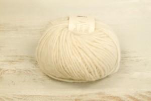 halo of creamy white