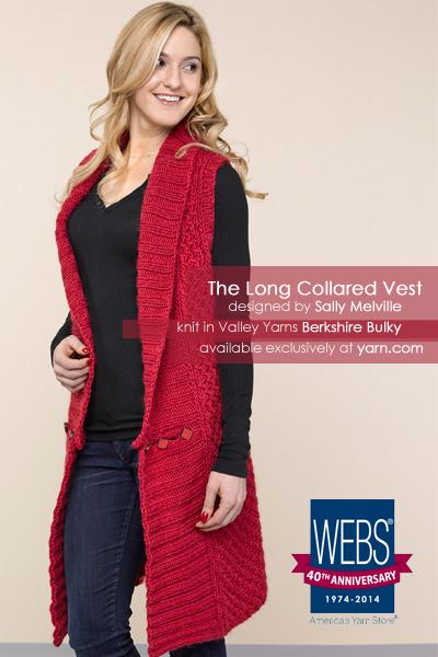 Long Collared Vest pinterest promo
