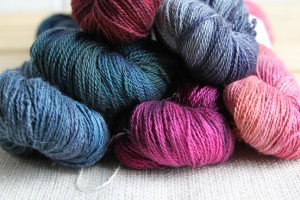 Jade Sapphire Silk Cashmere - available at yarn.com