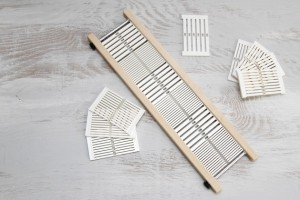 Schacht variable dent heddle for rigid heddle looms - available at yarn.com