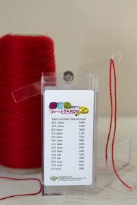 Yarn to Yards Balance - available at yarn.com