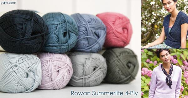 Rowan Summerlite 4-Ply