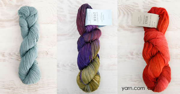 Understanding yarn weights on the WEBS Blog - read more at blog.yarn.com