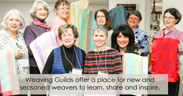 Learn about weaving guilds, seminars and conferences on the WEBS blog - read more at blog.yarn.com