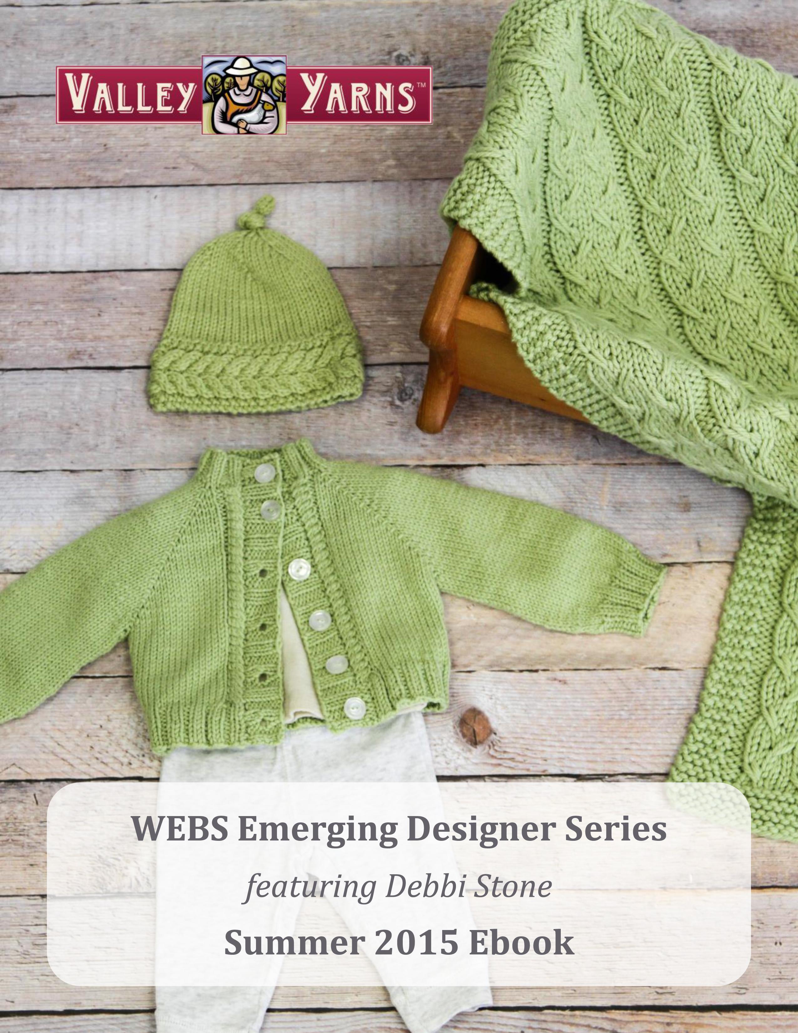 Webs yarn store blog valley yarns valley superwash webs emerging designer summer 2015 ebook sproutlet from debbi stone ebook and individual fandeluxe Document
