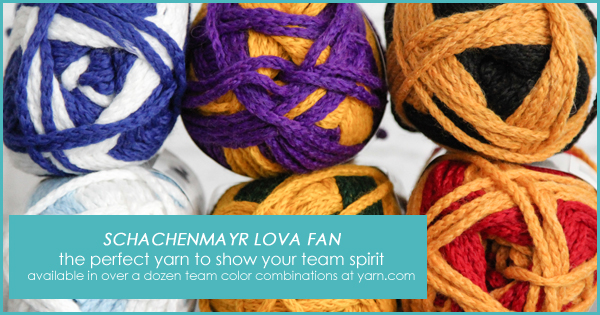 Schachenmayer Lova Fan in the WEBS End of Summer Sale,  July 30 - Aug. 22, 2015 at yarn.com Read more on the WEBS Blog at blog.yarn.com