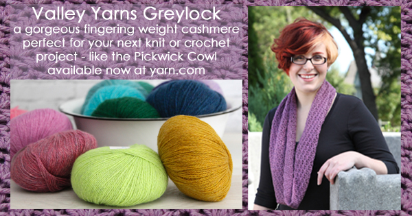 Valley Yarns Greylock - 100% Cashmere available for a limited time at yarn.com