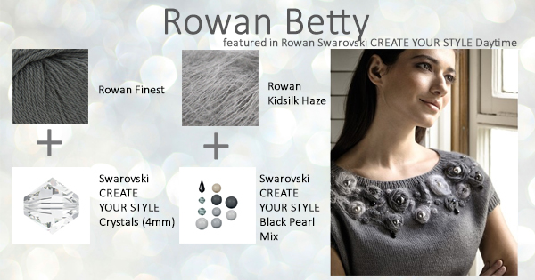 Rowan Swarovski Betty at yarn.com