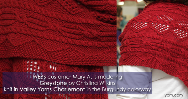 blog Mary A